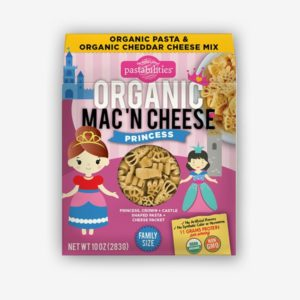 Organic Princess Mac 'n Cheese