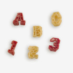 ABC 123 Pasta is perfect for little hands - and those kiddos just learning their letters and numbers! 2 yummy recipes included on the back label. Shop now!