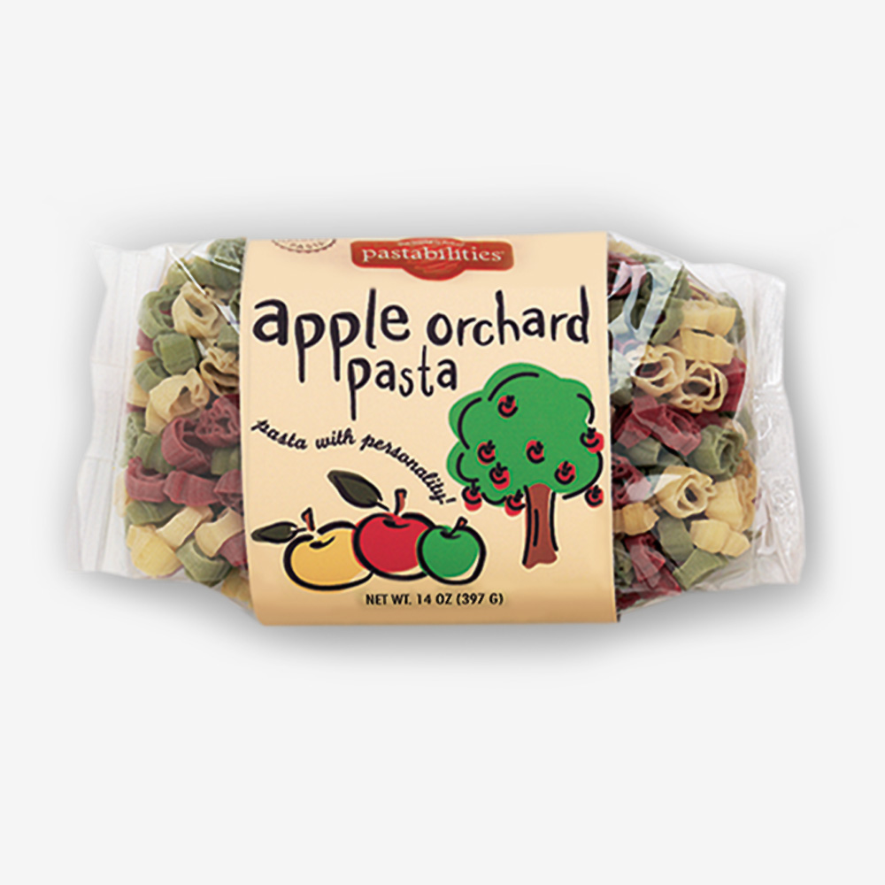 Fall means apple picking & lots of apple cider! Apple Orchard Pasta is a great teacher gift too! Recipe for Grilled Chicken & Apple Caesar Salad is included