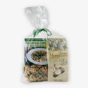 Christmas Tree Noodle Soup Gift Set