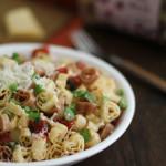 Classic Tomato and Basil Pasta | WorldofPastabilities.com