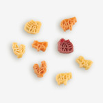 Family Size Mac 'n Cheese- Cute barnyard pasta shapes. Kids love our Down on the Farm Cheesy Pasta. Quick and ready in 10 minutes. Shop NOW! | www.pastashoppe.com