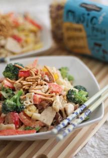 Creamy Oriental Pasta Salad