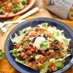 Taco Pasta Salad | WorldofPastabilities.com