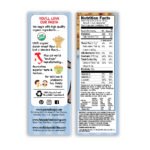 Dog Lovers Organic Mac and Cheese Nutrition Facts