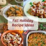 Fall Holiday Recipe Ideas | Four fabulous pasta recipes for your holiday entertaining! | WorldofPastabilities.com