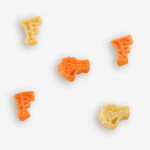 "Start the tradition this weekend with Florida ""Gators"" Pasta Salad! Your own Logo Shaped Pasta with a TOUCHDOWN Vinaigrette Mix included. Shop NOW! 