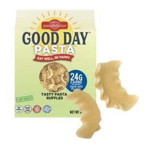 Good Day Pasta Box with pasta pieces