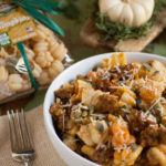 Italian Sausage and Pumpkin Pasta | WorldofPastabilities.com