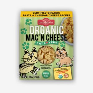 Pastabilities® Organic Cat Lovers Mac 'n Cheese
