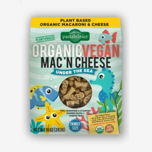 Organic Vegan Under the Sea Mac 'n Cheese