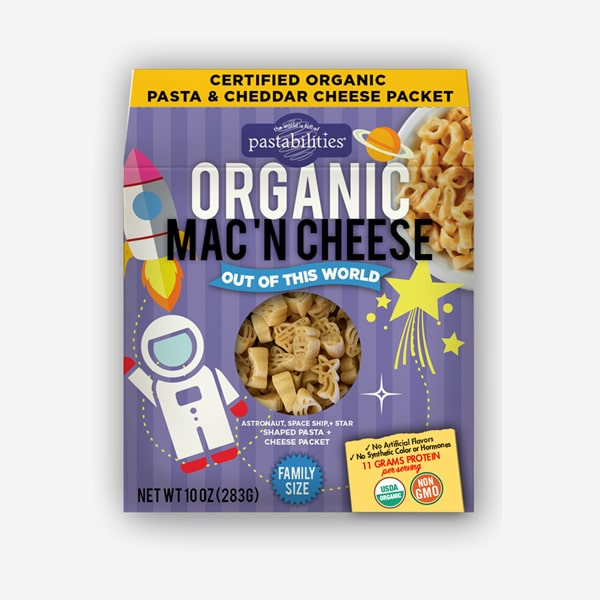 Pastabilities Organic Out of This World Mac 'n Cheese