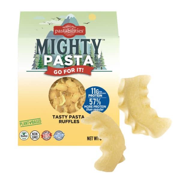Mighty Pasta Box with Pasta Ruffles