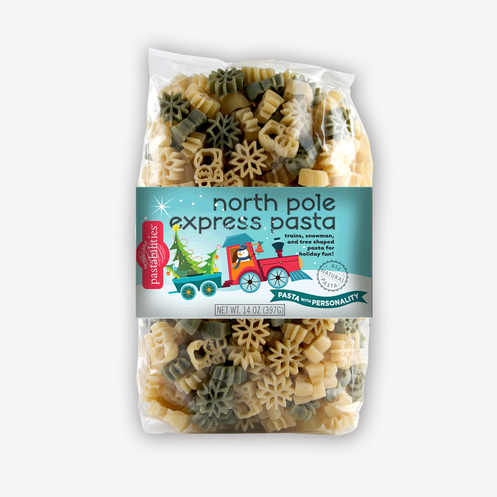 North Pole Express Pasta | pastashoppe.com