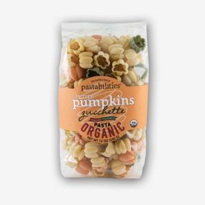 Organic Petite Pumpkins Pasta