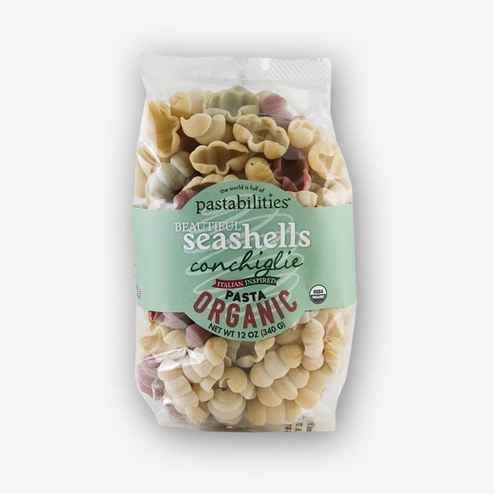 Organic Seashells Pasta