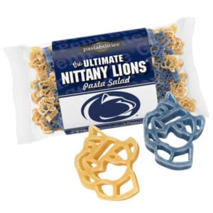 Penn State Pasta Bag with pasta pieces