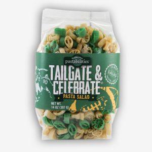 tailgate pasta salad green
