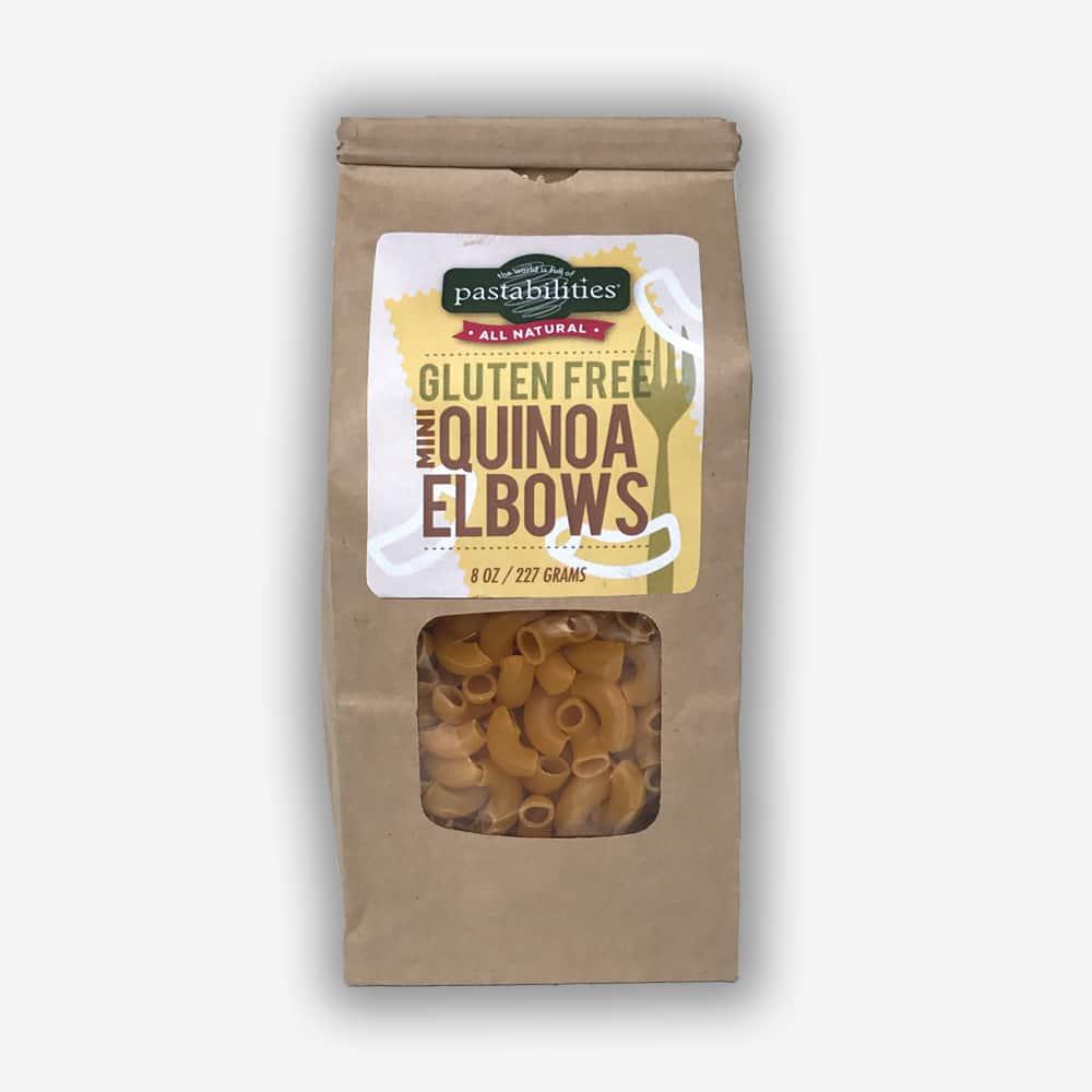 Gluten Free Quinoa Elbows
