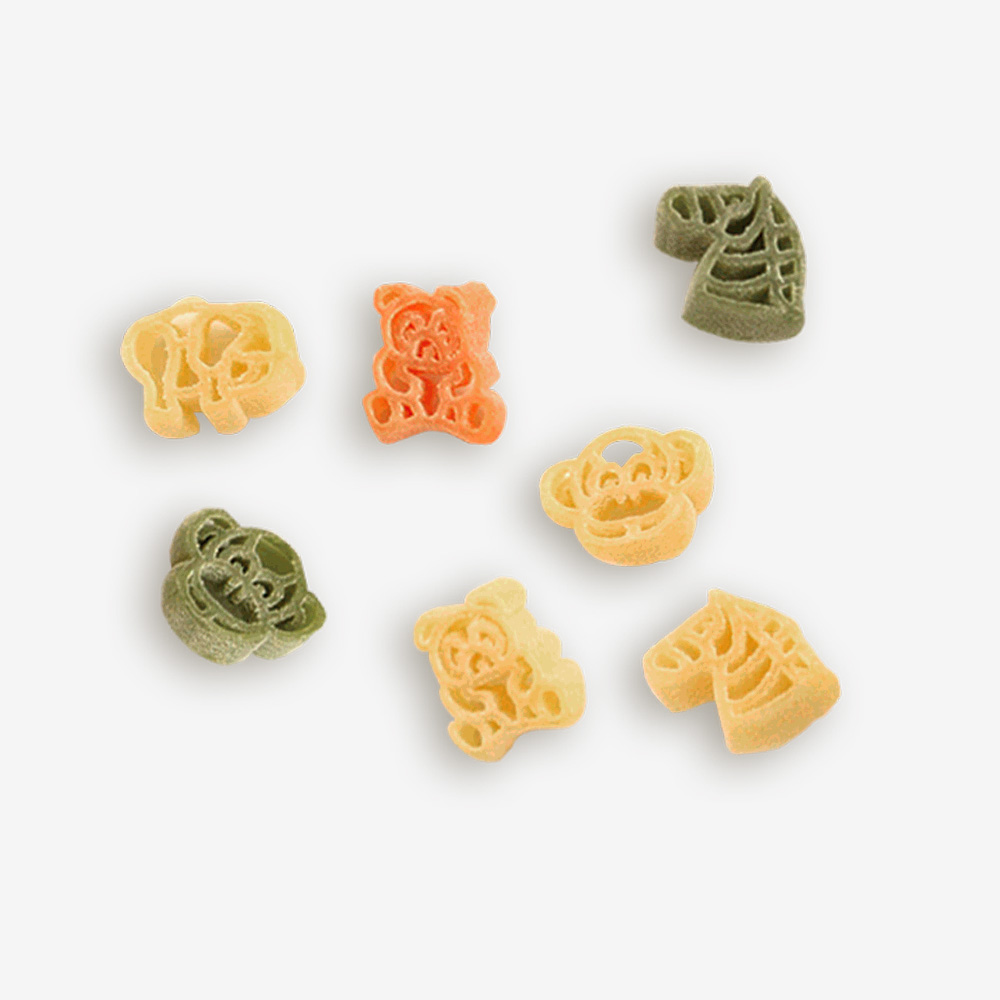 zoo animals pasta the pasta shoppe