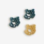 """Start the tradition this weekend with Penn State """"Nittany Lions"""" Pasta Salad! Your own Logo Shaped Pasta with a TOUCHDOWN Vinaigrette Mix included. Shop NOW! 