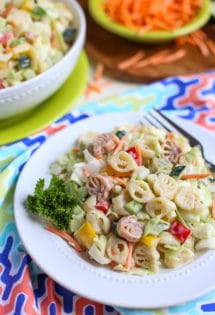 It's Pasta Slaw, Y'all!