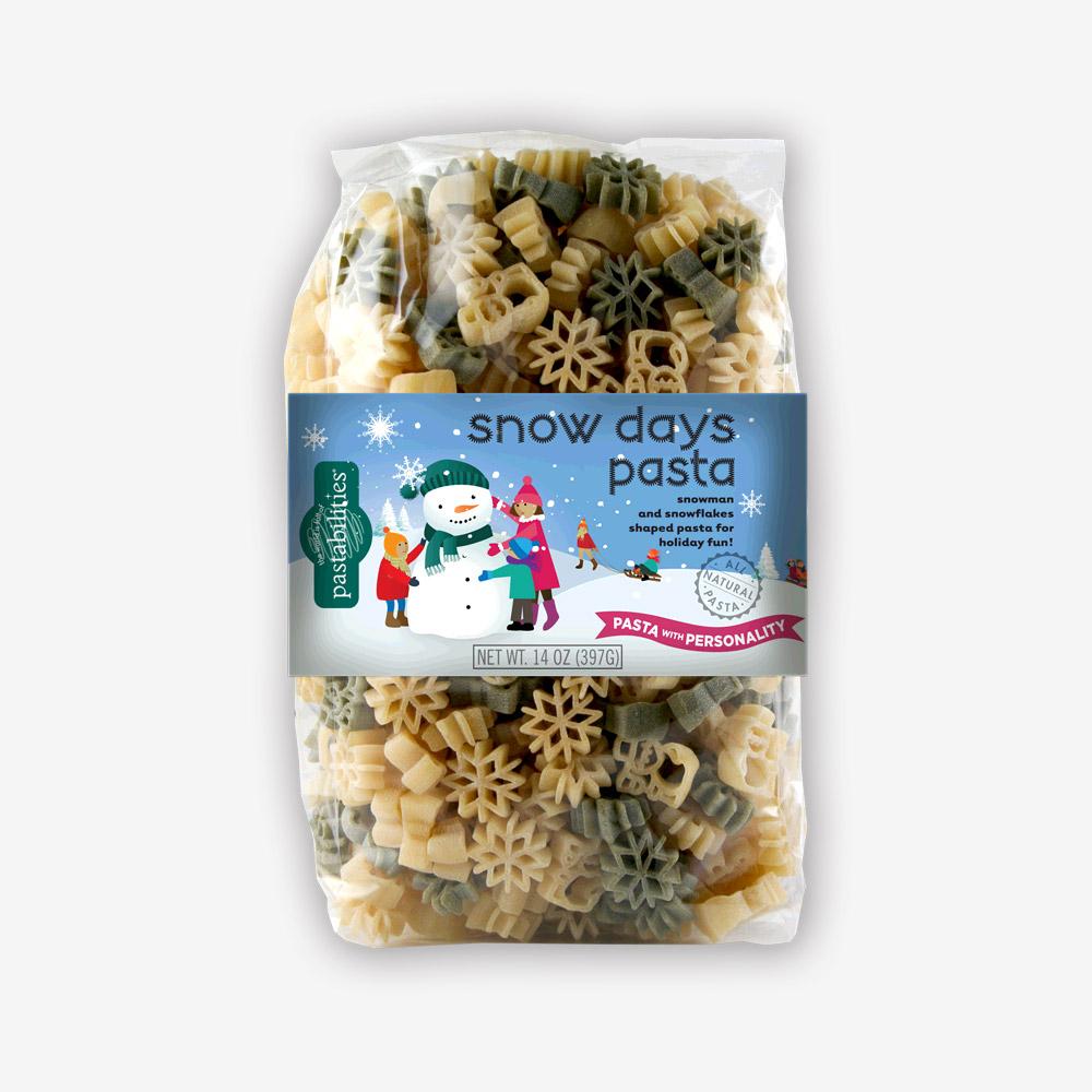 Snow Days Pasta   pastashoppe.com