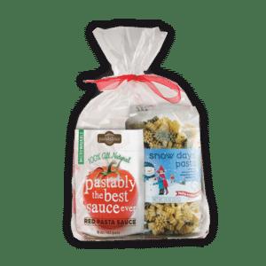 Snow Days and Pasta Sauce Gift Set