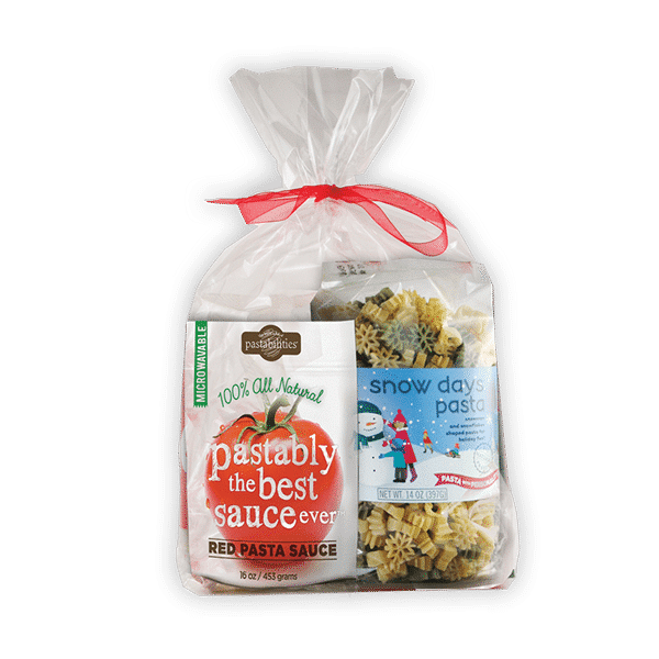 Snow Days and Pasta Sauce Gift Set