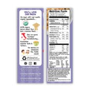 Out of This World Organic Mac and Cheese Nutrition Facts