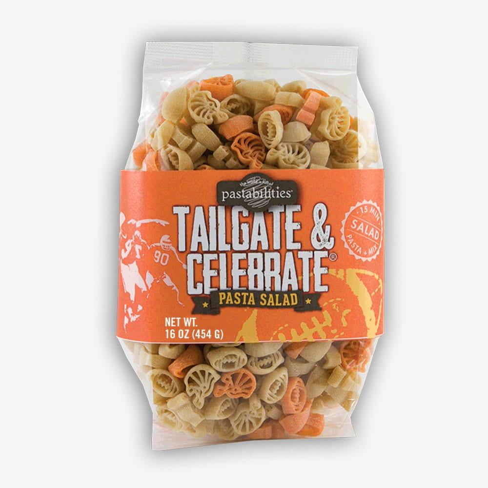 Tailgate Pasta Salad Orange