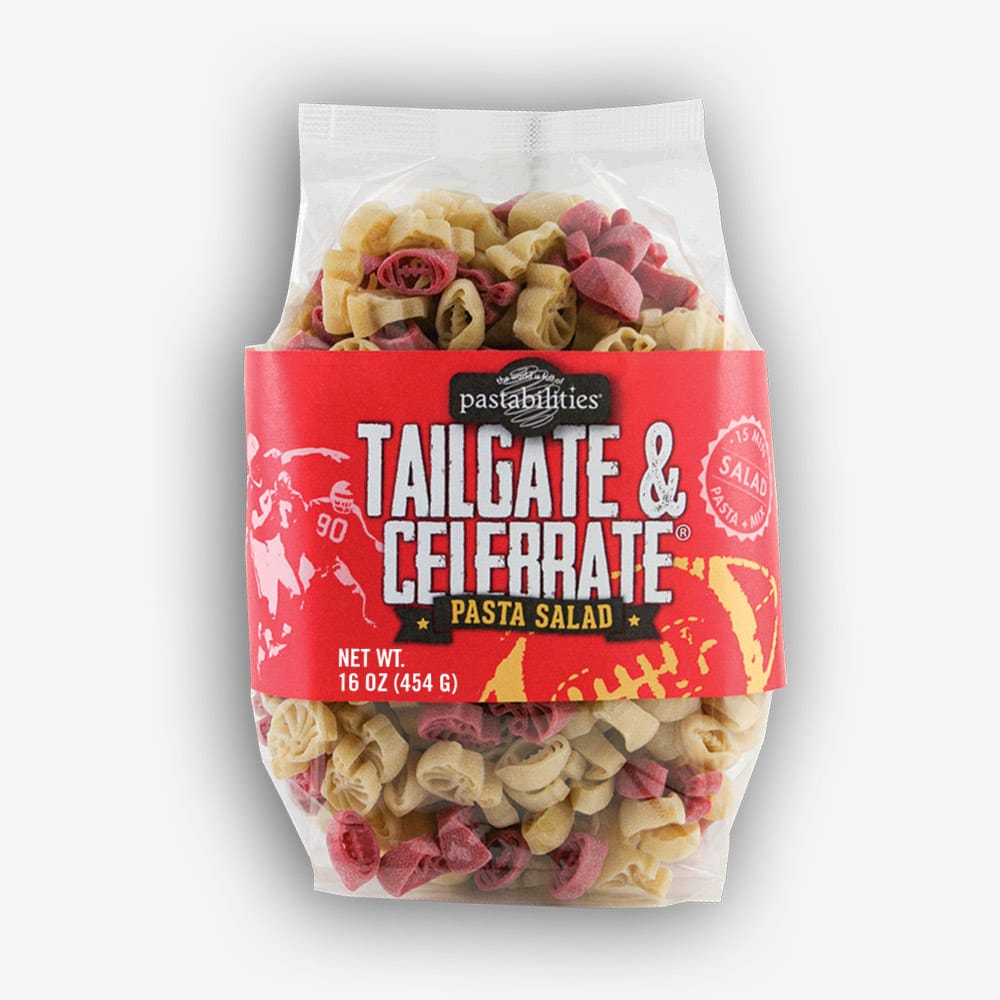 Tailgate Pasta Salad Red