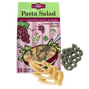 Vineyard Pasta Box with pasta pieces