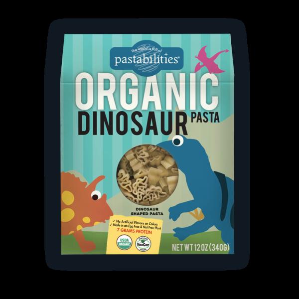 Organic Dino Pasta