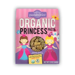 Organic Princess Pasta