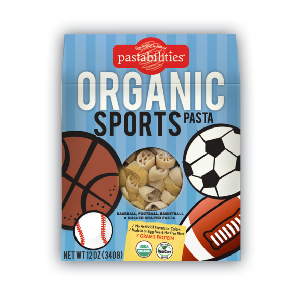 Organic Sports Pasta