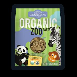 Organic Zoo Pasta