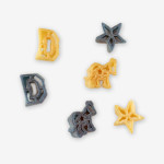 For all you dedicated Democrats…your own Democratic Party Pasta to celebrate your party! Shapes are donkeys and a block D…and in your party colors! Shop Now! | www.pastashoppe.com