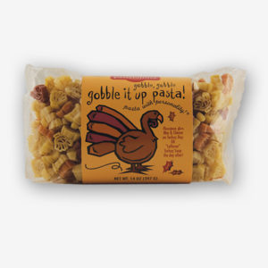"""Gobble Gobble Pasta! 2 Yummy Recipes Included! One for Turkey """"""""Leftover"""""""" Soup for the day after Thanksgiving and our Mac 'n cheese for the main event!"""