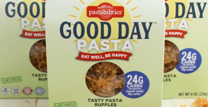 Good Day Pasta | Low Carb Keto Friendly Pasta | 42% less carbs than regular pasta Good Day Pasta | Low Carb Keto Friendly Pasta | 42% less carbs than regular pasta | Delicious and Nutritious| Delicious and Nutritious