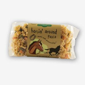 horsin around pasta
