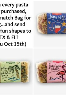 Helping Hurricane Victims…one bag at a time
