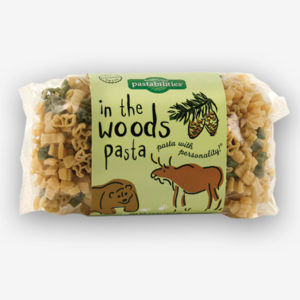 In the Woods Pasta is fun & delicious! Perfect for campers, cub scouts, hikers, & anyone that has a love for nature! Make a great gift! Shop NOW!!!