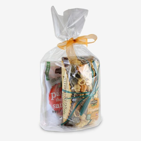 Pumpkin Pasta & Sauce Gift Set