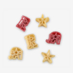 For all you dedicated Republicans…your own Republican Party Pasta to celebrate your party! Shapes are elephants and a block R…and in your party colors! Shop Now! | www.pastashoppe.com