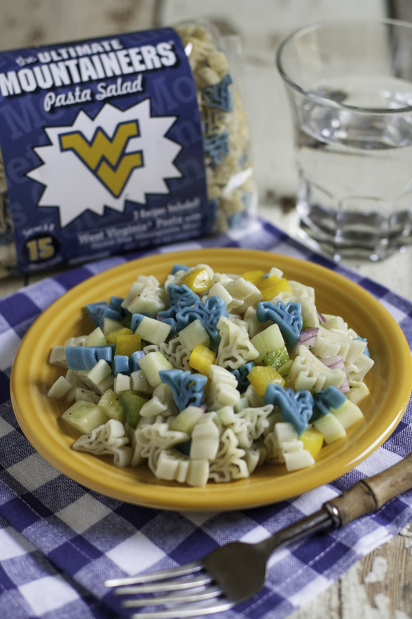 West Virginia Pasta Salad