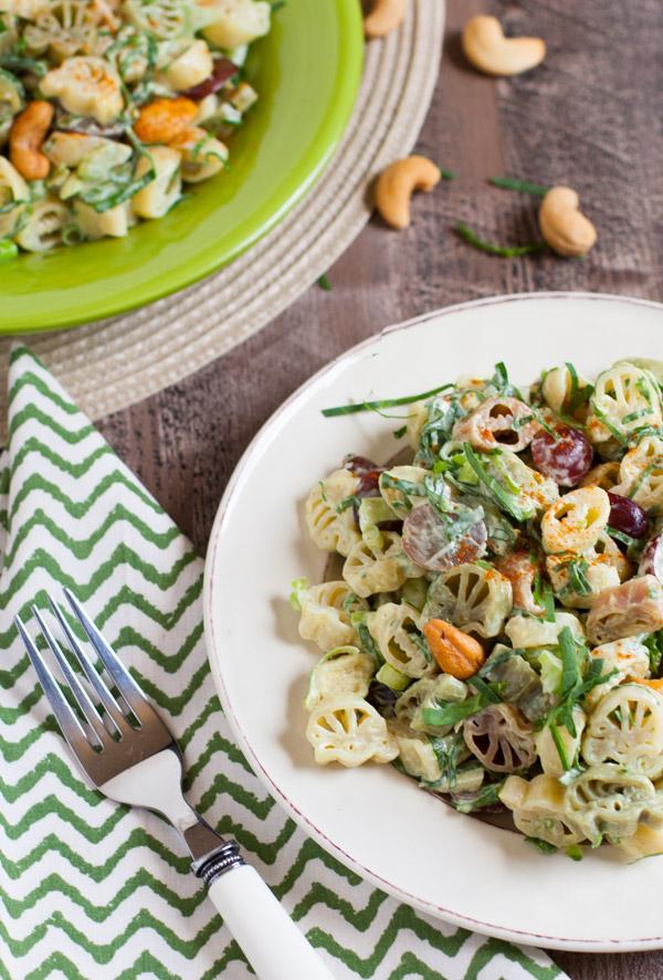 Florentine Pasta Salad | WorldofPastabilities.com