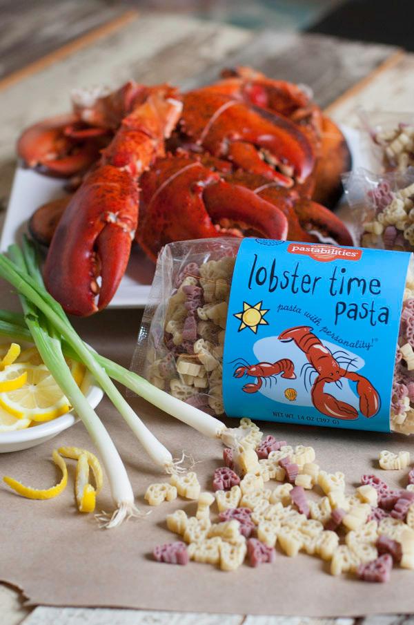 Lobster Pasta Salad   WorldofPastabilities.com