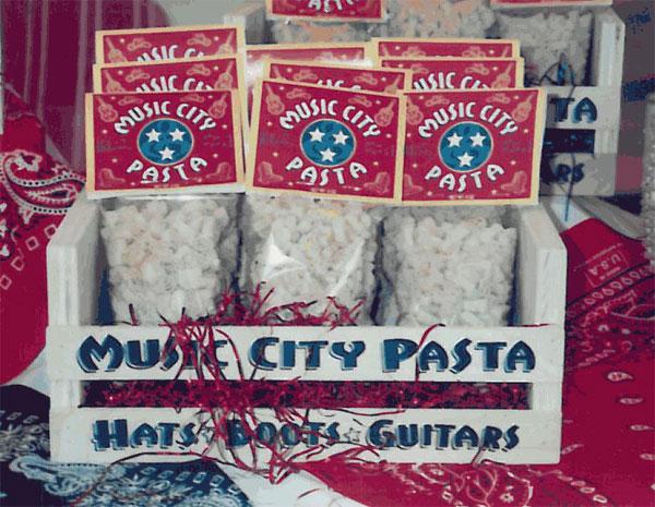 Music City Pasta | Worldofpastabilities.com
