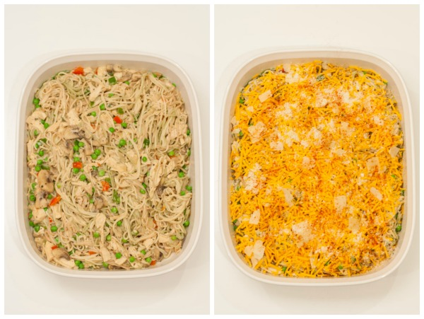 Turkey Tetrazzini | WorldofPastabilities.com